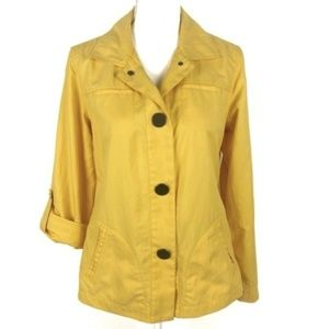 Additions by Chico's | Yellow Jacket Size 1 Medium